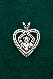 Claddagh in Your Heart - Large