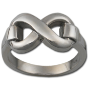 Infinity Knot Ring large