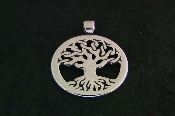 Tree of Life Pendant - Medium