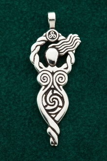 This is an original design in honor of the spirit of the ancient goddess of Fire, Brigid.