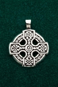 Celtic Wheeled Cross - Large