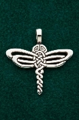 Celtic Dragonfly - Large