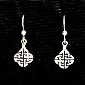 Irish Love Knot Earrings