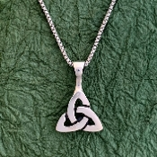 Pure Trinity, Medium Pendant
